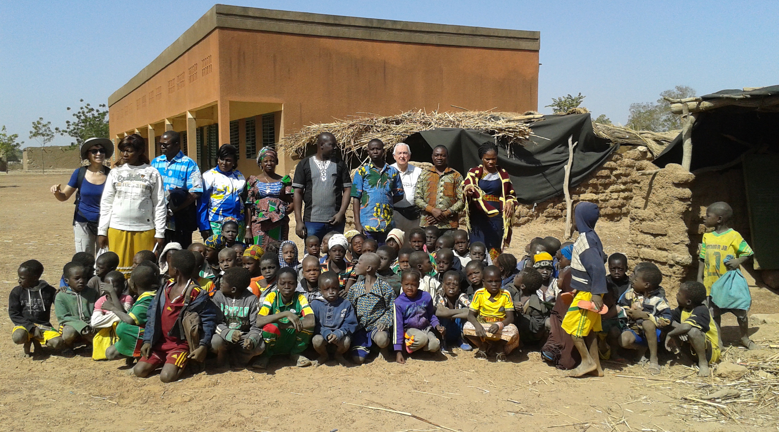 scuola di koulou www.camsafa.org